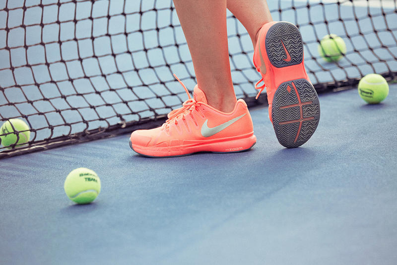 Nikecourt On Court Off Court Editorial By Sweat The Style For