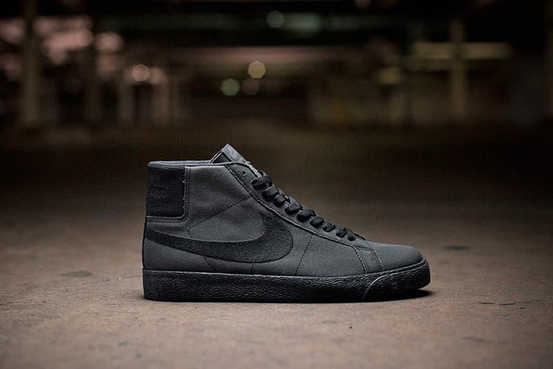 Pass~Port x Nike SB Blazer Sneakers  6cd1fb101