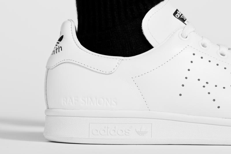 Raf Simons x adidas Originals Stan Smith 2015 Fall Winter Collection ... 915a97519