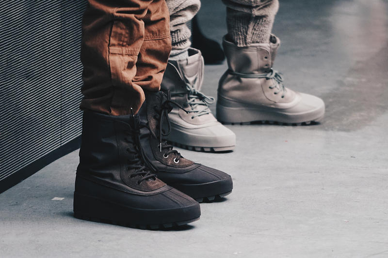 e4bcc881c1a The Kanye West x adidas Yeezy 950 Boot and More 350 Boost Sneaker ...