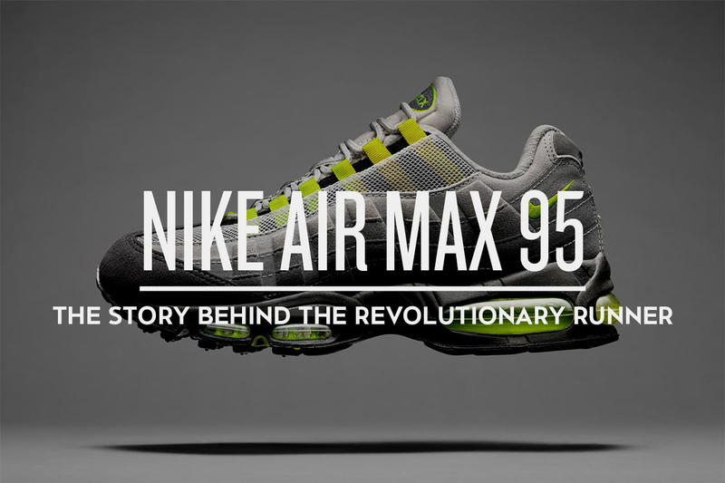 0de3d64c1e Nike Air Max 95: The Story Behind the Revolutionary Runner. In honor of its  20th anniversary we explore the classic model's origins, design and  emergence in ...