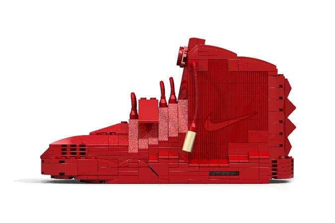 003684fb9c The Nike Air Yeezy 2
