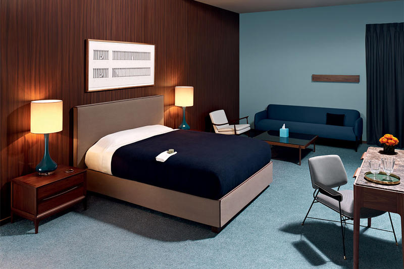 The British publication envisions its very own mid-century motel.