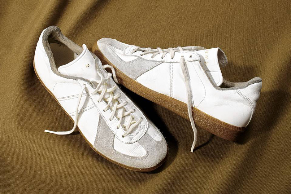the Cult Favorite German Army Trainer