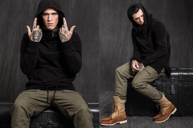 160f53d12c92 UNKNOWN 2015 Fall Winter Men s Fashion Lookbook Featuring Jimmy Q ...