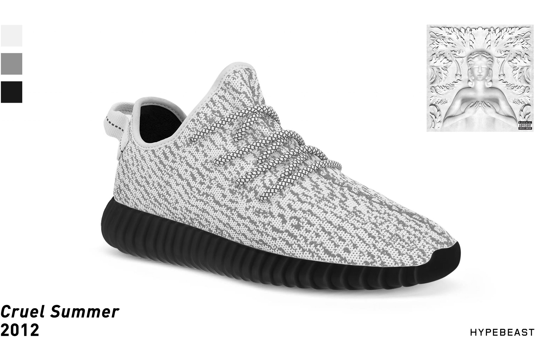 Yeezy Boost 350s Inspired by Kanye