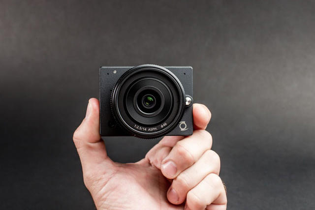 Z Camera E1 Is the World's Smallest Micro Four Thirds 4K Camera