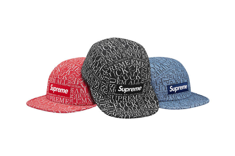Supreme 2015 Fall Winter Headwear Collection  c6984b27918