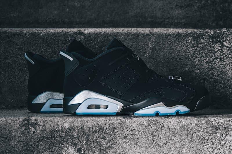 meet c6c9a dbd3d A Closer Look at the Air Jordan 6 Retro Low