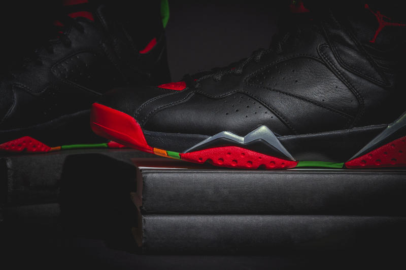 quality design 98a7f dcfef A Closer Look At The Air Jordan 7 Retro