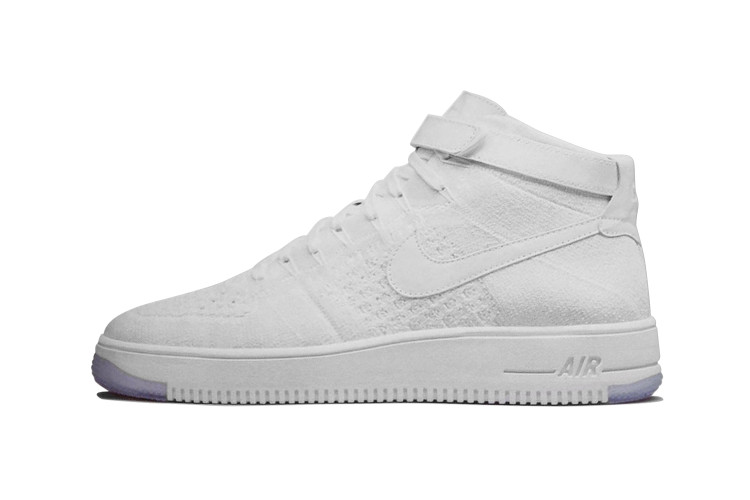 005871939187ba A First Look at the Nike Air Force 1 Flyknit
