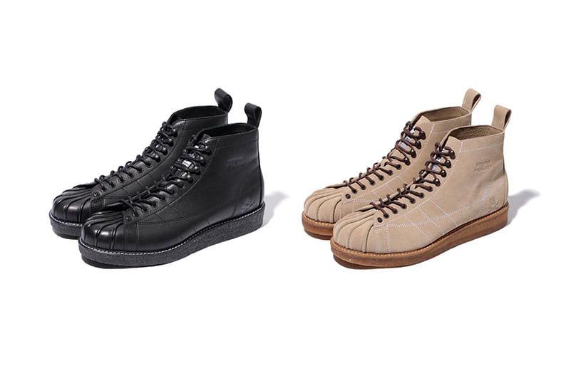 NEIGHBORHOOD NH Shelltoe Boots