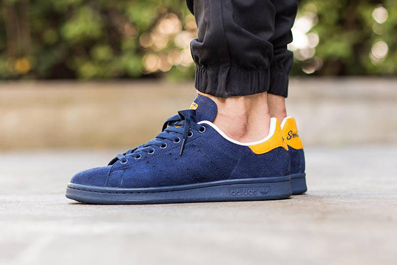 hot sale online 94a59 b4677 adidas Originals Stan Smith Collegiate Navy | HYPEBEAST