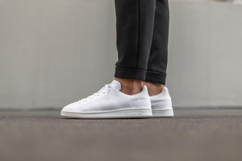 timeless design aa148 f6ba5 adidas Originals Stan Smith Primeknit White/White | HYPEBEAST