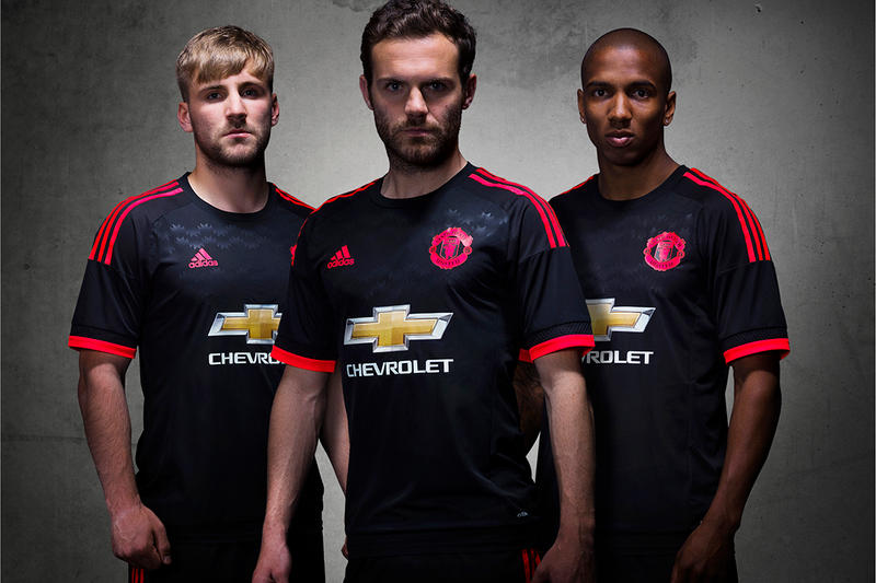"""adidas Unveils """"Spark in the Night"""" Third Kits for the 2015/16 Season"""