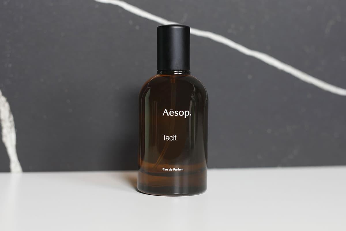 "Aēsop Launches Second-Ever Fragrance: ""Tacit"""