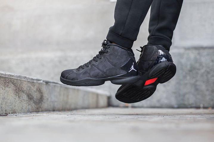Air Jordan Brand Super.Fly 4 Black