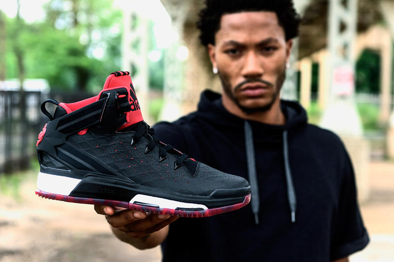 best service ad144 c9f9f Derrick Rose Unveils His Latest Signature Sneaker