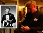"Dior Homme and Willy Vanderperre Present ""Paris XVIE"" Featuring Boyd Holbrook"
