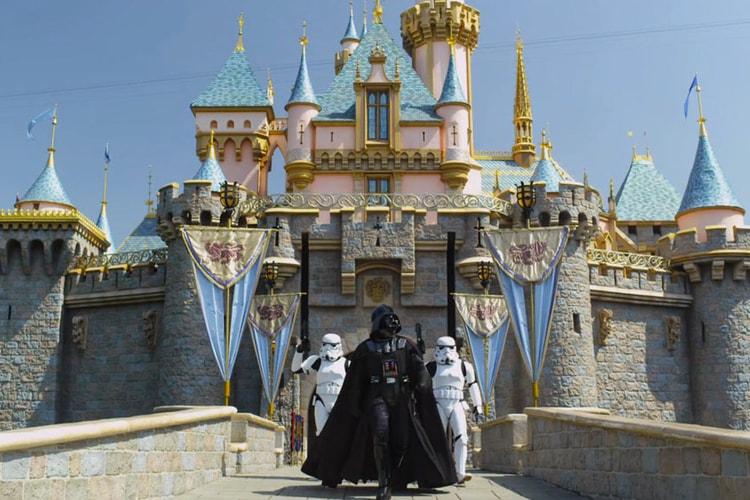 9eda26629dcf Disneyland to Build  Star Wars  and Marvel Theme Parks