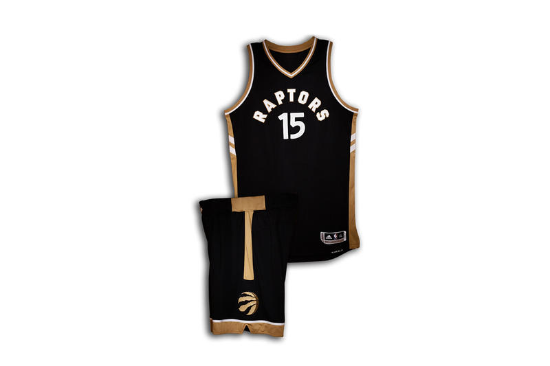 23f8e12b5b6d Drake Unveiled the Raptors  OVO-Themed 2015-16 NBA Jersey During OVO ...