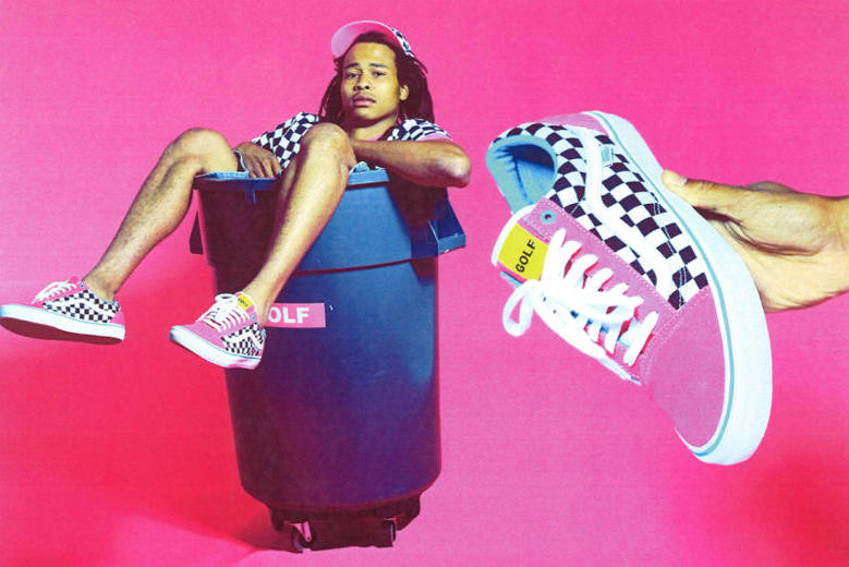 fefb39b1f4b4 Golf Wang x Vans 2015 Old Skool Collection