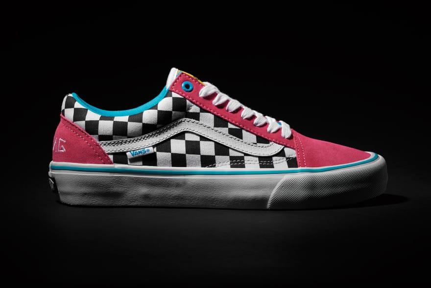 golf vans shoes