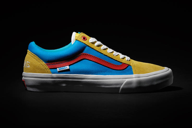25ac4ffd6458 GOLF x Vans Pro Classics Old Skool Pro Sneaker Collection