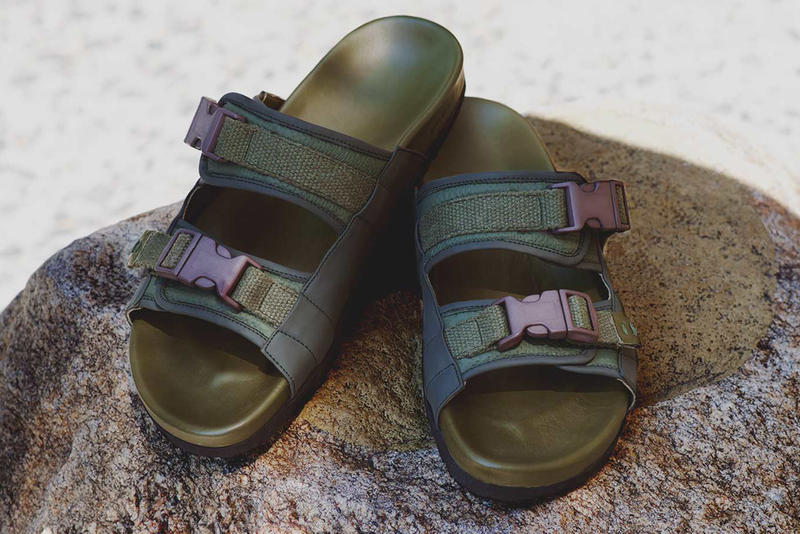 1e3336bba50f GREATS launches its very first sandal to keep you fresh in the dog days.