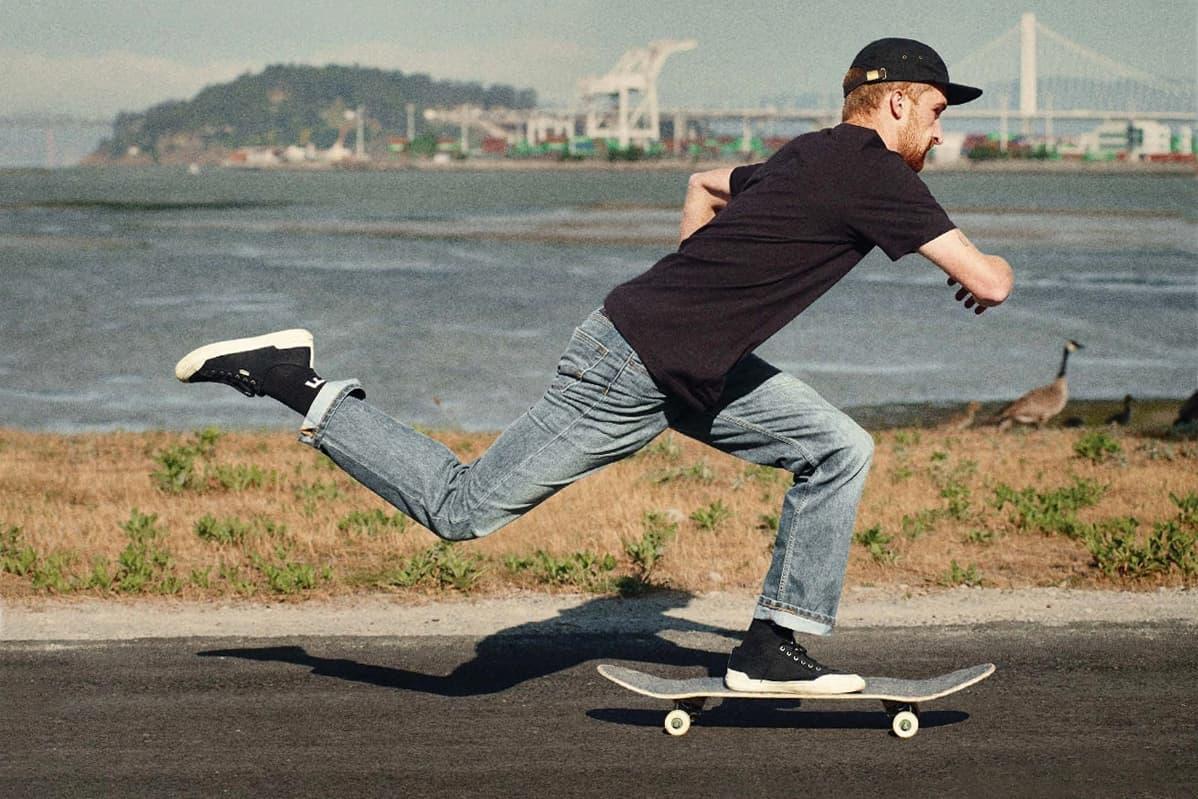 Levi's Skateboarding 2015 Fall/Winter Lookbook