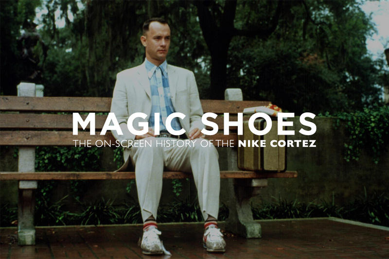 low priced cbdd6 7608c Magic Shoes: The On-Screen History Of The Nike Cortez ...