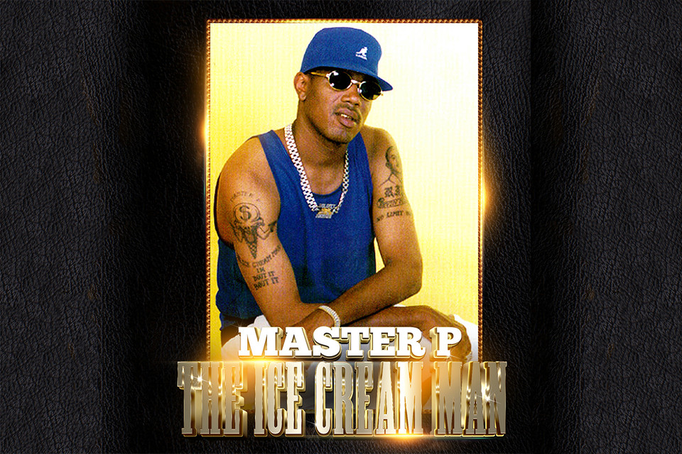 Master P Announces Biographical Film 'Ice Cream Man: King of the