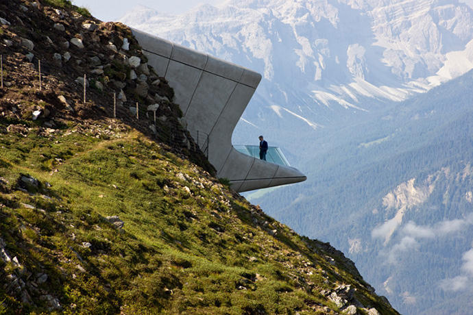 Messner Mountain Museum Corones Explores the Traditions of Mountaineering