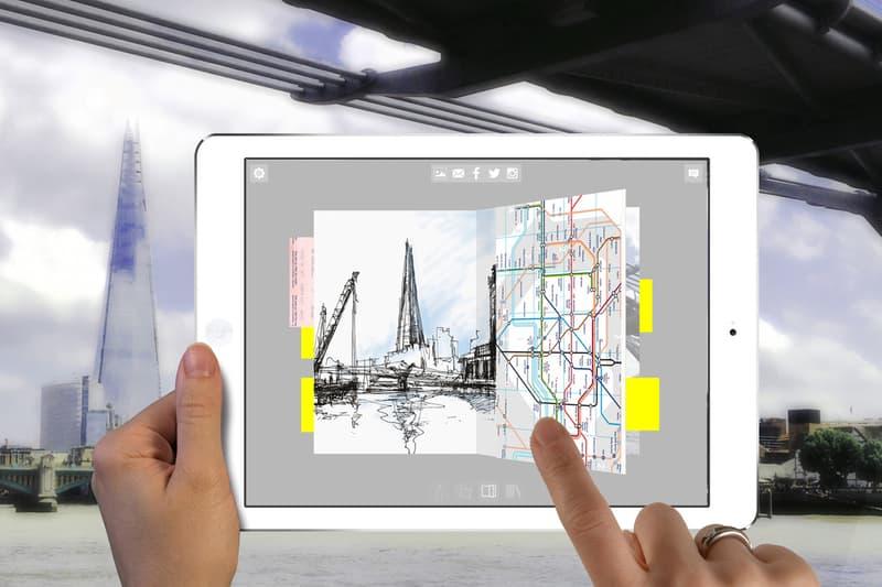Morpholio Releases 'Journal' Digital Sketchbook App | HYPEBEAST