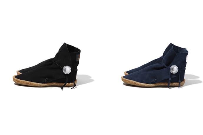 NEIGHBORHOOD 2015 Fall/Winter Footwear Collection