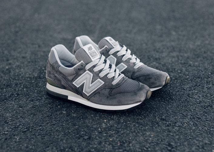 a21cb828e644 New Balance 996 Heritage Grey Silver