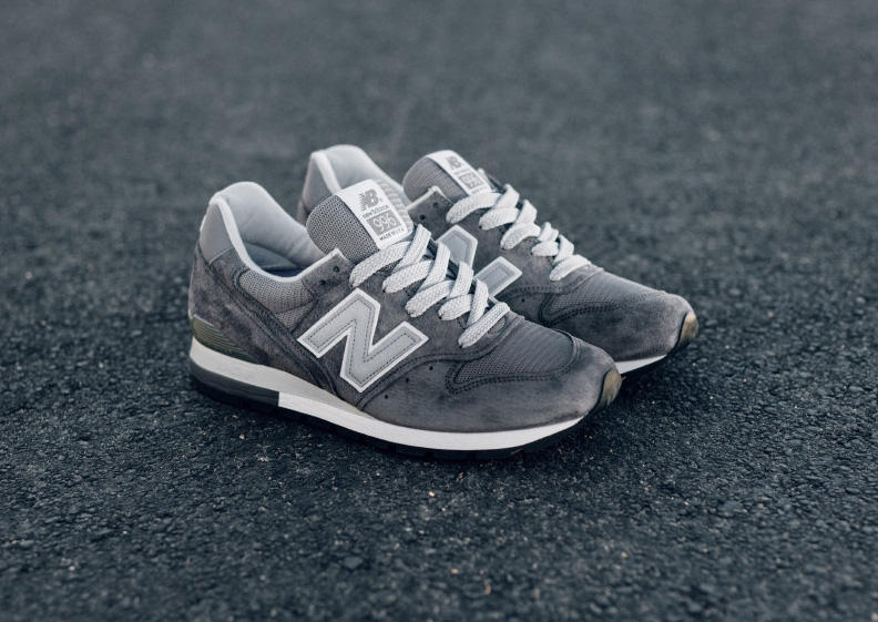 the latest db6ca ef8ba New Balance 996 Heritage Grey/Silver | HYPEBEAST