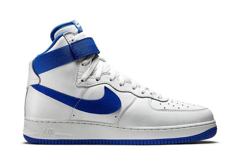 various colors 42b7e 21817 Nike Air Force 1 High QS