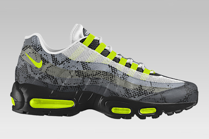 buy online dce59 3ae8b Nike Air Max 95 iD Is Now Available in