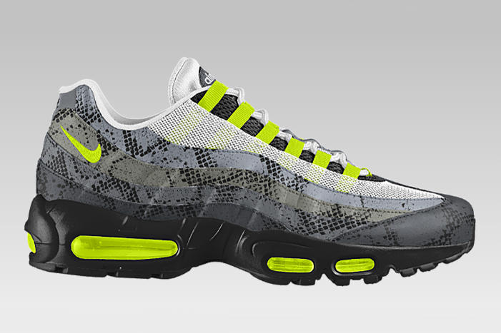 detailed pictures f45f0 2ea45 Nike Air Max 95 iD Is Now Available in
