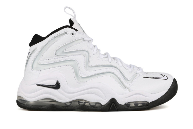 best service a521a 94203 Nike Air Pippen 1 Retro White Black
