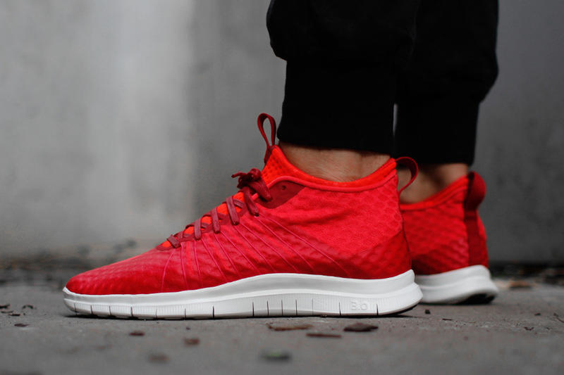 sports shoes 43cdb 837a6 A red colorway of the off-pitch Hypervenom 2 drops next month.