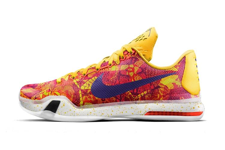 new product 5651e 042b0 Nike Kobe X iD