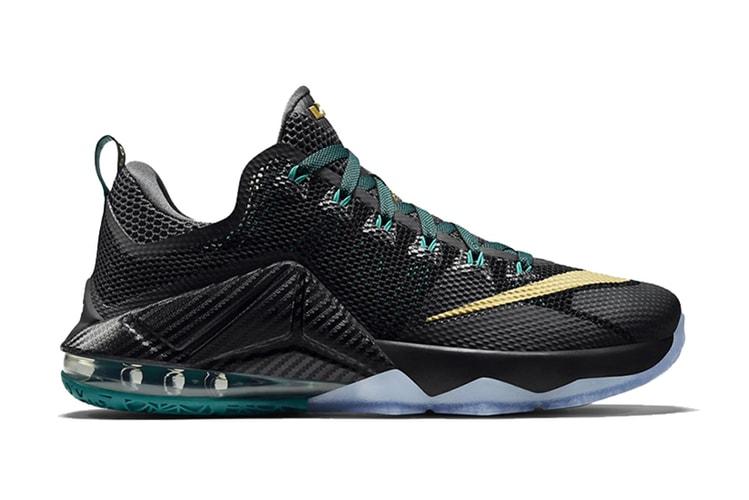 a0a7672a5471 Nike LeBron 12 Low
