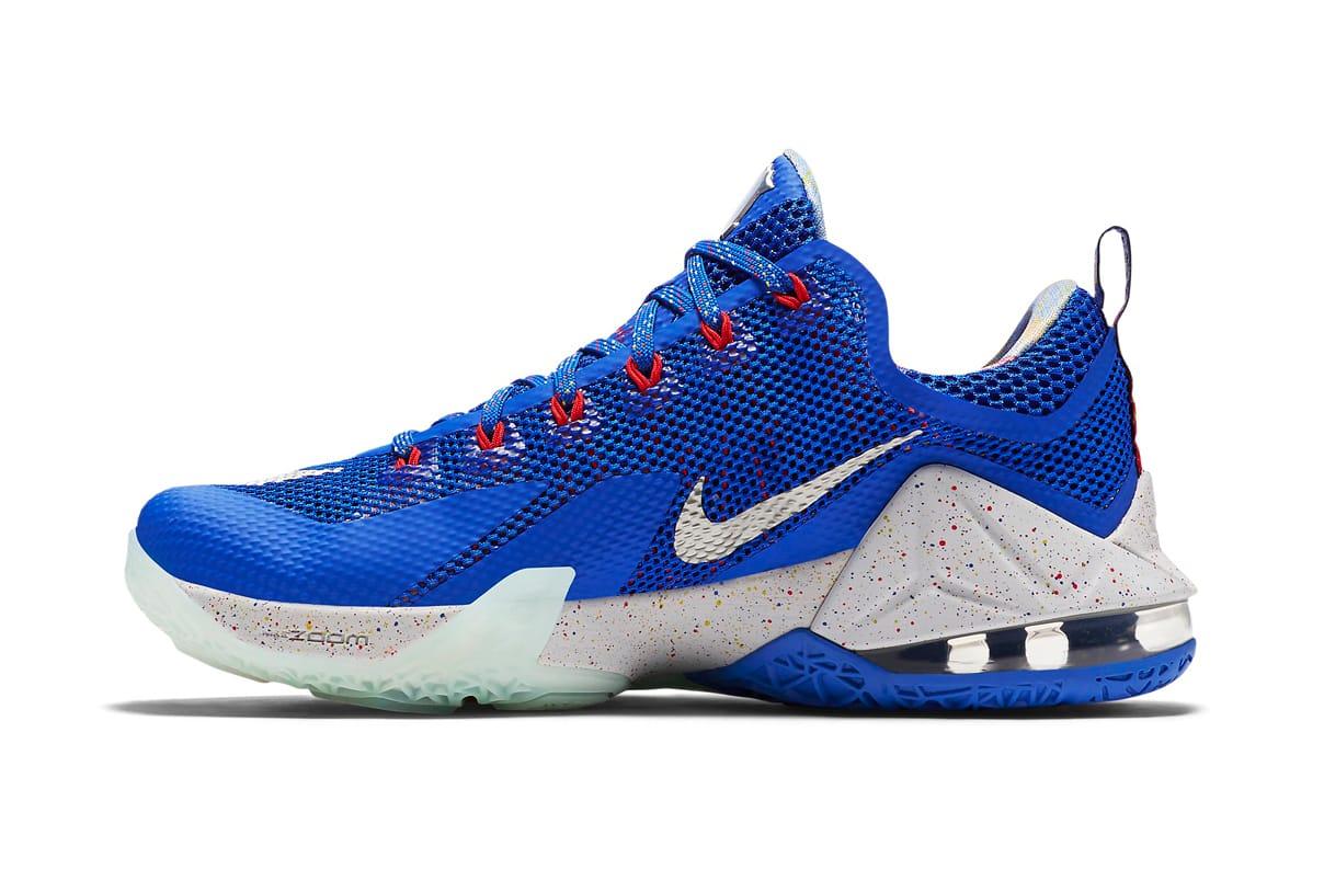 Nike LeBron 12 Sneaker World Tour Pays