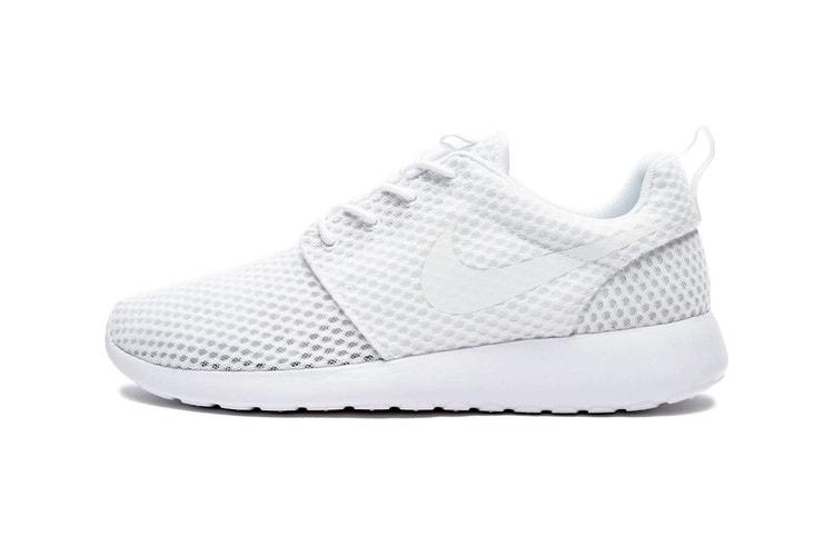 f80992f2e1e716 Nike Roshe One BR White Wolf Grey