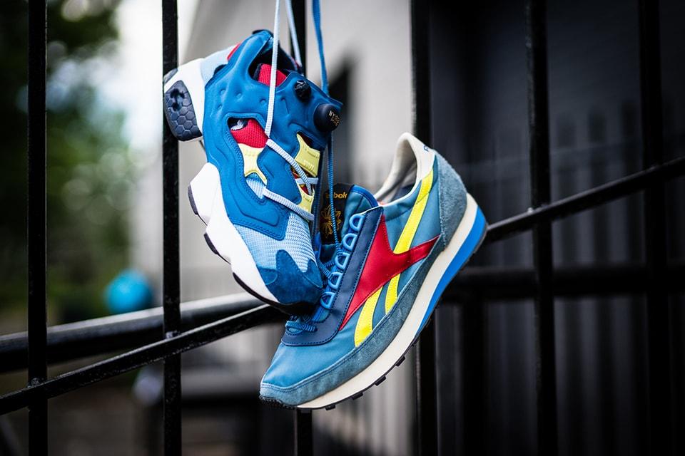 7e00d4583368 Packer Shoes x Reebok Instapump Fury
