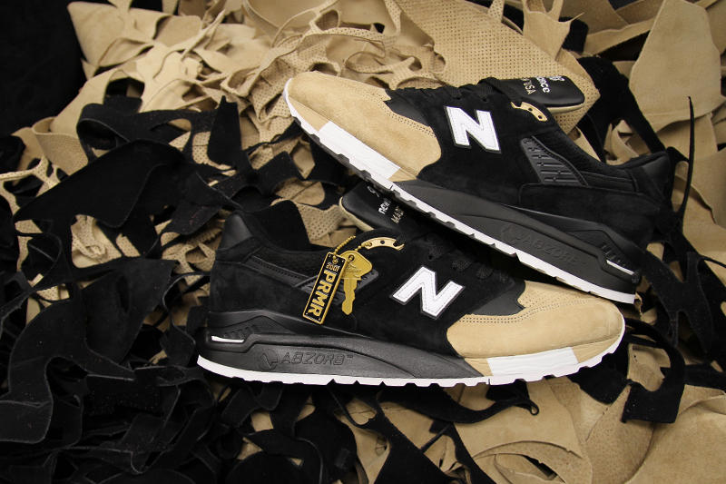c854efd999124 New Balance celebrate's Michigan's automotive heritage with a new  collaboration.