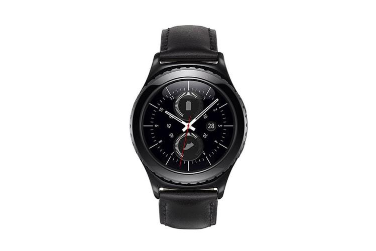 best loved 8d3b4 54c94 Samsung Unveils the Gear S2 Smartwatch