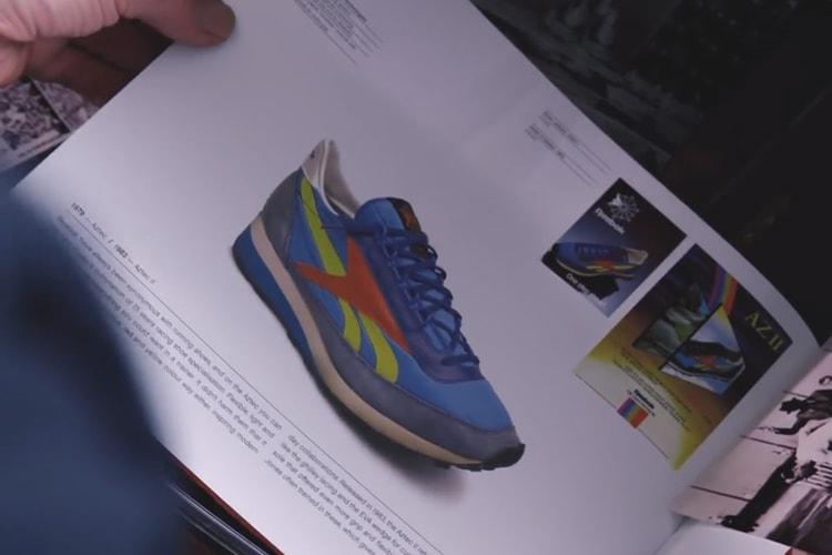 14f2abdbf767 Reebok Co-Founder Joe Foster Speaks on the Classic Aztec OG · Footwear
